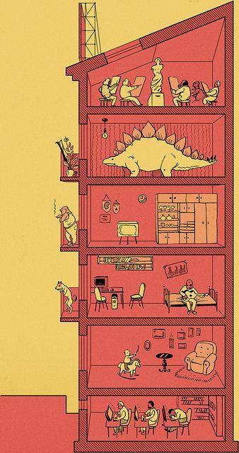 공룡의 집