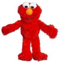 """Sesame Street Small 9"""""""" Plush Toy - Elmo"""