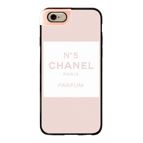 Casetify iPhone 6 Plus/6/5/5s/5c Metaluxe Case - Chanel (£32) ❤ liked on Polyvore featuring accessories, tech accessories, phones, iphone case, iphone cover case, iphone cases and apple iphone cases