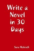 novel in 30 days contest