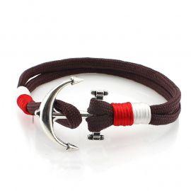 Multilayer Retro Bracelets charm Anchor Bracelets Bangles Hooks Bracelet Women Men