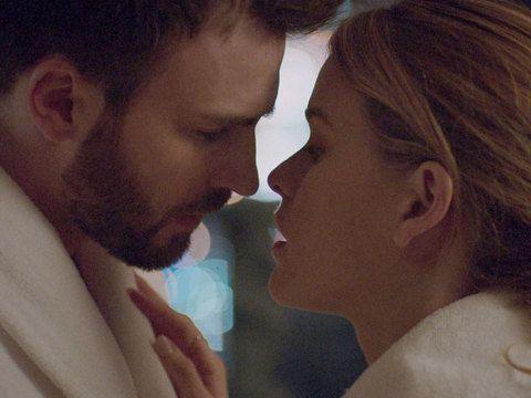 "Watch Chris Evans in his directorial debut ""Before We Go."""