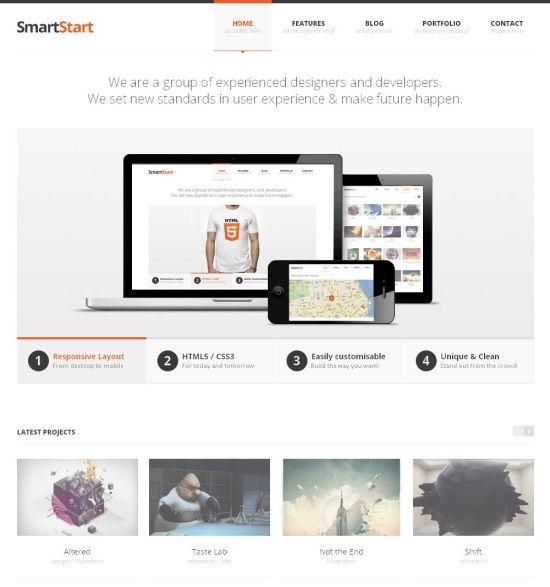 Mejores 65 imágenes de Diseño Web Responsive - Ejemplos en Pinterest ...