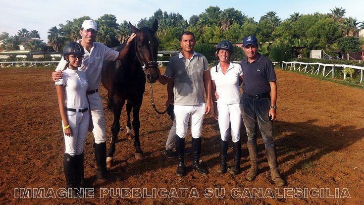 Marsala - Concluso il concorso ippico di salto ostacoli - http://www.canalesicilia.it/marsala-concluso-il-concorso-ippico-di-salto-ad-ostacoli/