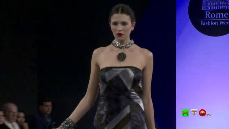 Rome Fashion Week – Seconda Serata – Sfilata Istituto Cordella Fashion S...