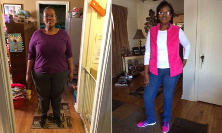 After Losing Over 100 Pounds, Deborah Harvin Has Less Than 20 To Go To Reach Her Goal