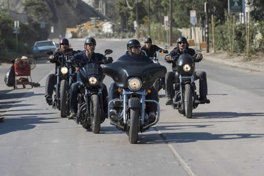 """If you can't wait for what's next on """"Sons of Anarchy,"""" the cast and crew may have some answers during a special event where they will answer fan questions. Check out the live stream."""