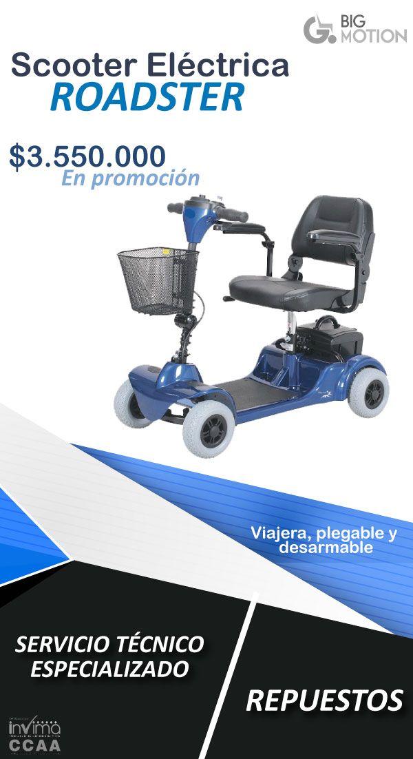 â Scooter Roadster En Promociã N Comunãcate Con Nosotros Para Mayor Informaciã N Whatsapp 350 267 4101 ðÿ ž Silla De Ruedas Ruedas Eléctricas Salvaescaleras