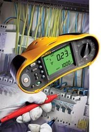 Testere multifunctionale pentru instalatii Fluke seria 1650B disponibil acum pentru comanda de pe site-ul Ronexprim. www.ronexprim.com