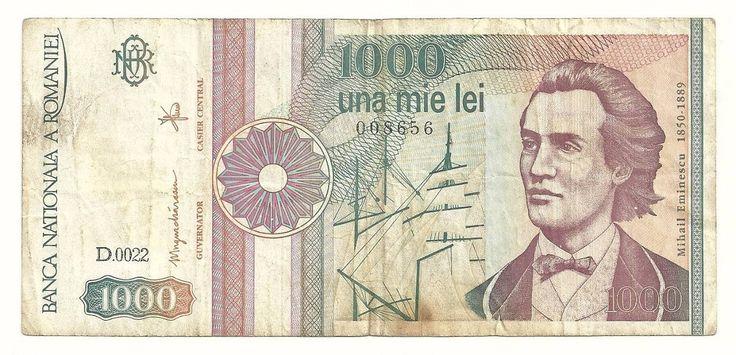 Mihai Eminescu o Mihail Eminovici fue un poeta del romántico tardío. Posiblemente es el poeta rumano más conocido a nivel mundial