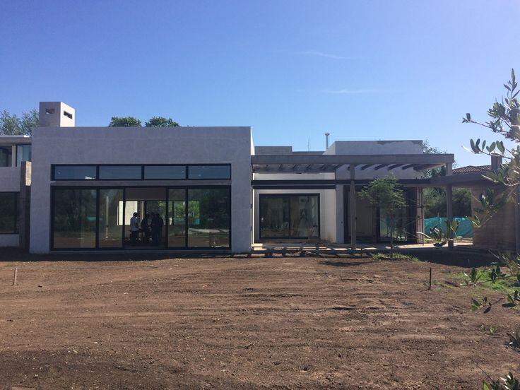 Arquitectura - Paisajismo - Ricardo Pereyra Iraola - Buenos Aires - Argentina - Visitas de Obra
