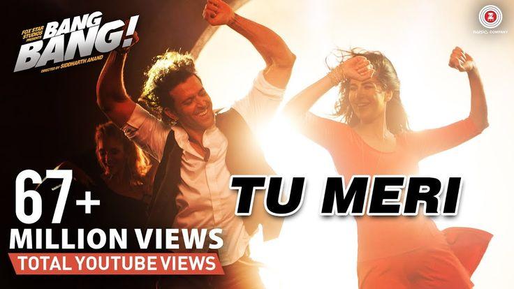 Tu Meri Full Video | BANG BANG! | Hrithik Roshan & Katrina Kaif | Vishal...