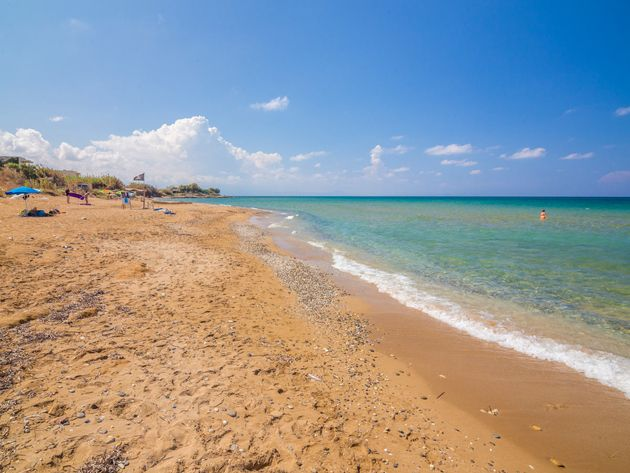 Sfakaki beach, Rethymno, Crete, Greece
