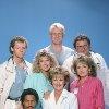 St. Elsewhere - 1982 - Stephen Furst, Eric Laneuville, Sagan Lewis, Christina Pickles, Jennifer Savidge, Jacqueline Wade and Dr. Elliot