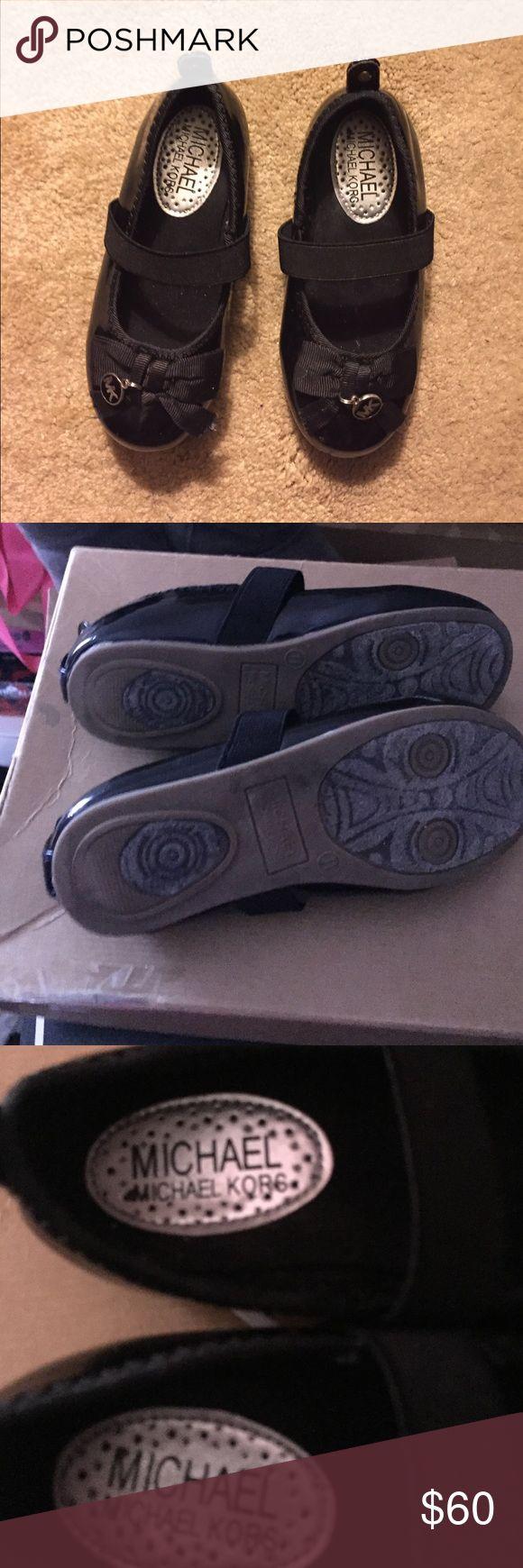 Little girls shoes Michael Kross in great wearable condition Michael Kors Dresses Formal