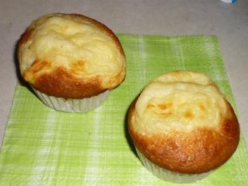 Rezept: HERMANN - Kokosmuffins mit Vanillecreme