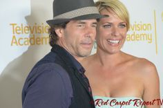 Shawn Christian & Arianne Zucker - at the 2014 Daytime Emmy Awards Nominee Party #DaytimeEmmys http://www.redcarpetreporttv.com/2014/06/20/2014-daytime-emmy-awards-nominee-party-celebrates-daytimeemmys-under-the-stars-on-the-london-wests-rooftop/
