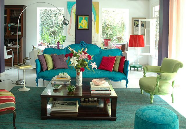 bold colors living room decor ideas pinterest