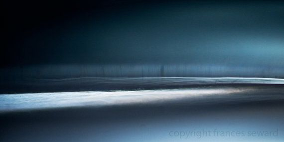 Morning Ice.  Fine Art Photograph. Giclee. by FrancesPhotography