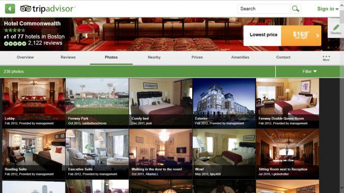 TripAdvisor se integra con el buscador Bing