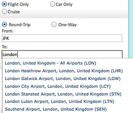 How to Find a Cheap Flight from the US to London: 11 Steps