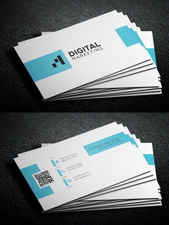 272 best business card templates images on pinterest business card carporate business card reheart Image collections