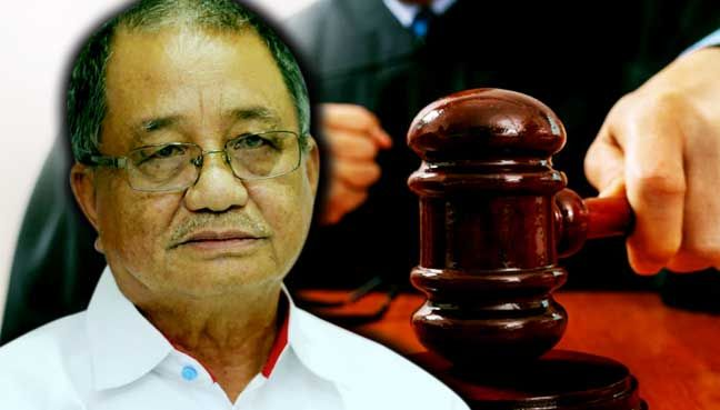 Lajim slams critics for lying about bankruptcy   Parti Harapan Rakyat Sabah president Lajim Ukin says political rivals ignoring annulment of bankruptcy order.  KOTA KINABALU: Parti Harapan Rakyat Sabah president Lajim Ukin prefers to ignore and be patient with the various lies and defamations thrown at him by his political enemies.  He said this includes the bankruptcy issue made against him by the High Court on Sept 14 which is still being used by unscrupulous people who have kept spreading…