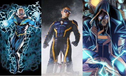 black lightning amp static shock sword amp soul steam funk