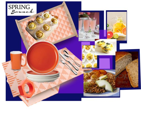 #springbrunch table decorations:  #tablerunner #placemat and #clothnapkin by #KBMD3signs are available at #zazzle http://www.zazzle.com/fallforit*?tc=pin