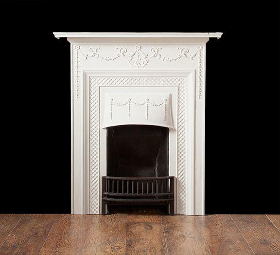 Antique Vintage Bedroom Fireplace: Best 25+ Cast Iron Fireplace Ideas On Pinterest