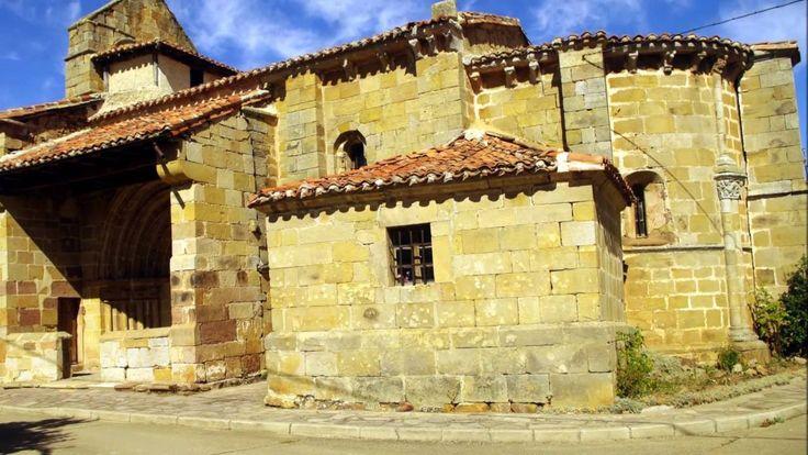Fotos de: Palencia - Románico - Villavega de Aguilar - Iglesia de San Ju...