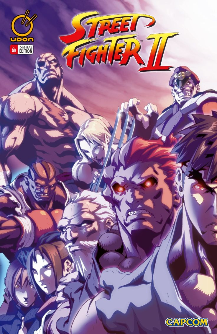 Street Fighters by mr. Shoryuken