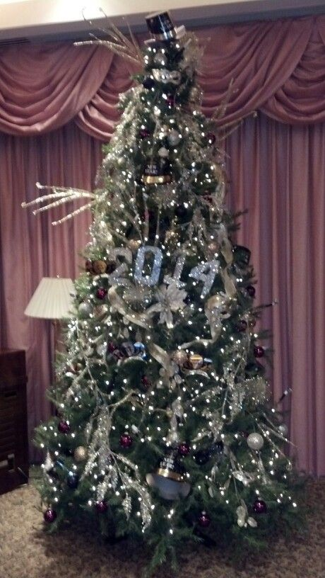 96 Best All Year Tree Images On Pinterest Xmas Trees