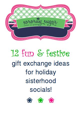 Your holidays happier with these fun and festive gift exchange ideas