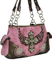 Cross & Wing Purse Postbag, Purses Freak, Pur Freak, Wings Purses, Trendy Crosses