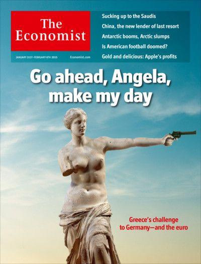 从过去五年《经济学人》封面看希腊危机演变时间轴