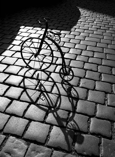 Stanko Abadžić, Mali bicikl, 2009, Zagreb - skice za portret grada ...