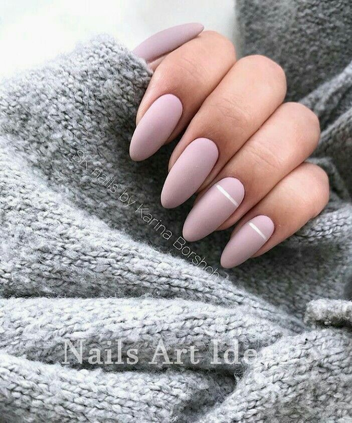 Fifteen Stylish Brief Nails' Designs 1
