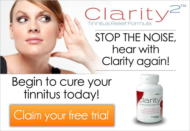 Clarity Free Sample | Tinnitus Definition - Ringing Ears