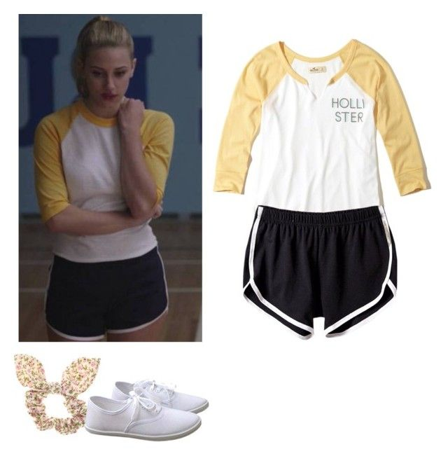 Betty Cooper sport outfit - Riverdale by shadyannon on Polyvore featuring polyvore moda style Hollister Co. fashion clothing