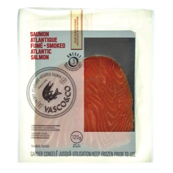 Smoked atlantic Salmon