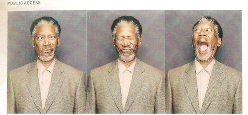 <> Morgan Freeman