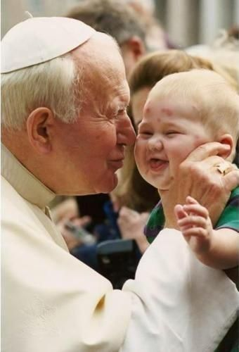 Se sarete quello che dovete essere incendierete il mondo. - Papa Giovanni Paolo II (Karol Wojtyla)
