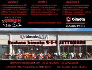Raduno internazionale Bimota Classic Parts | umbrialeft.it