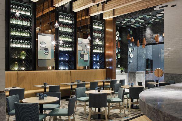 Jimbo & Rex, Crown Casino, Mim Design