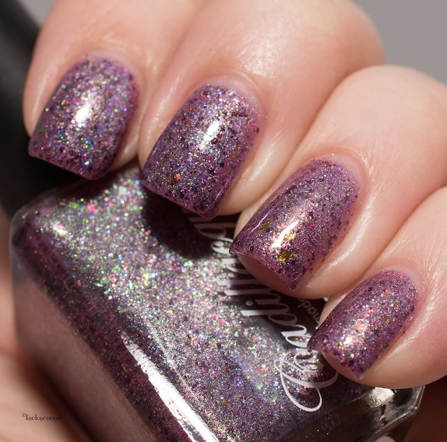 Lacky Corner: Reader's Choice - Cadillacquer Why So serious?