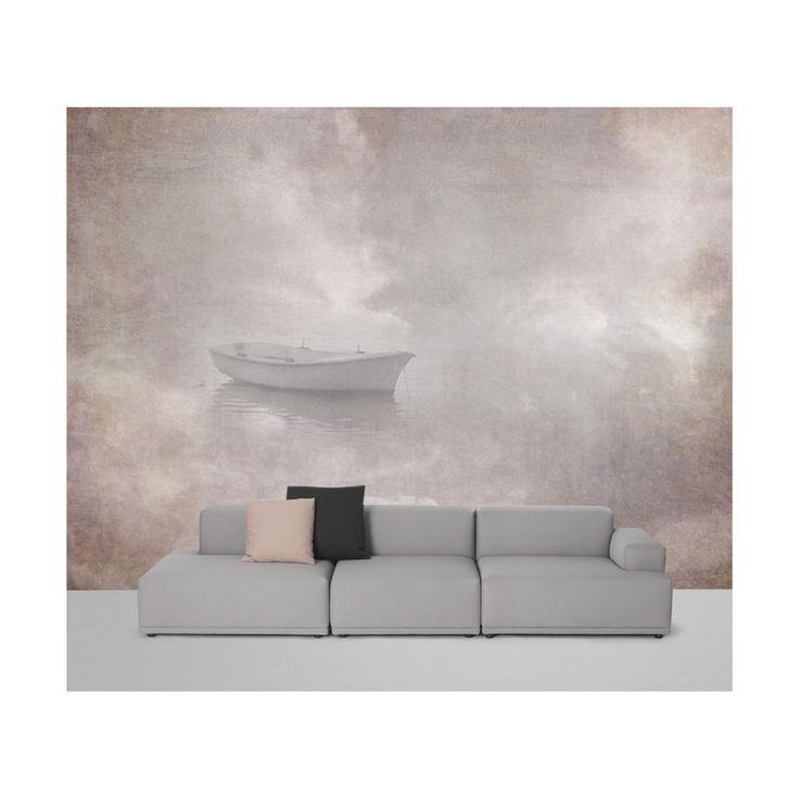 """DECENT ART-Luxusní vliesová tapeta """"Sky boat"""