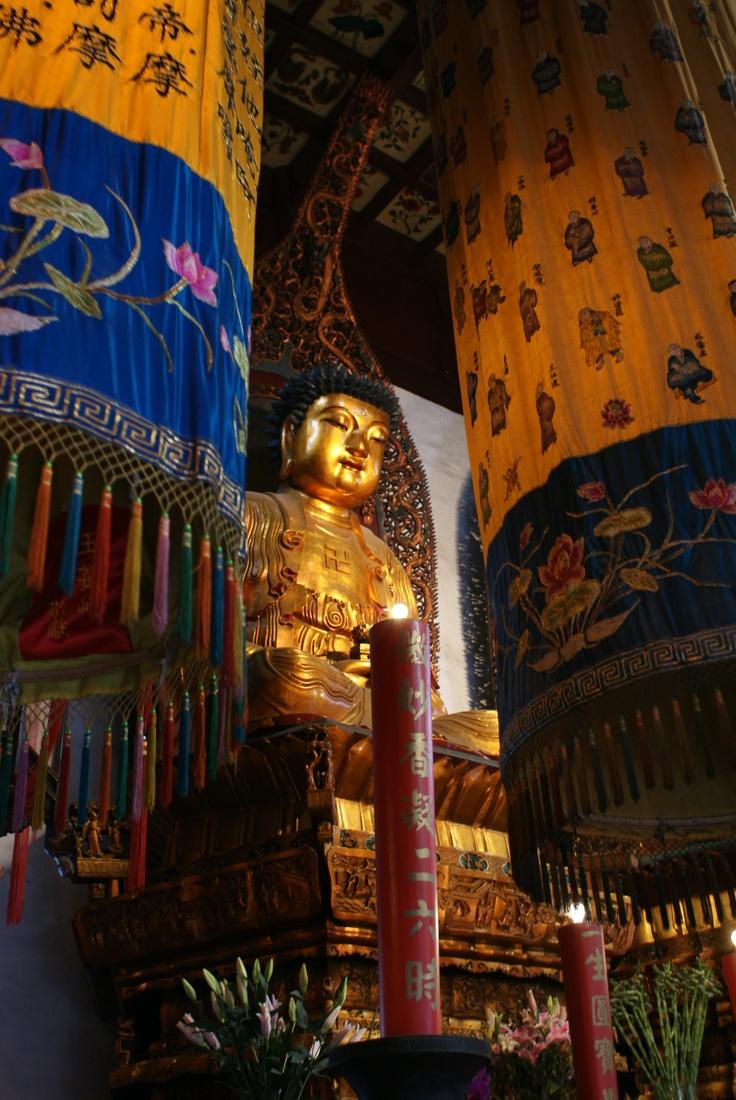 Jade Buddha Temple-Sjanghai