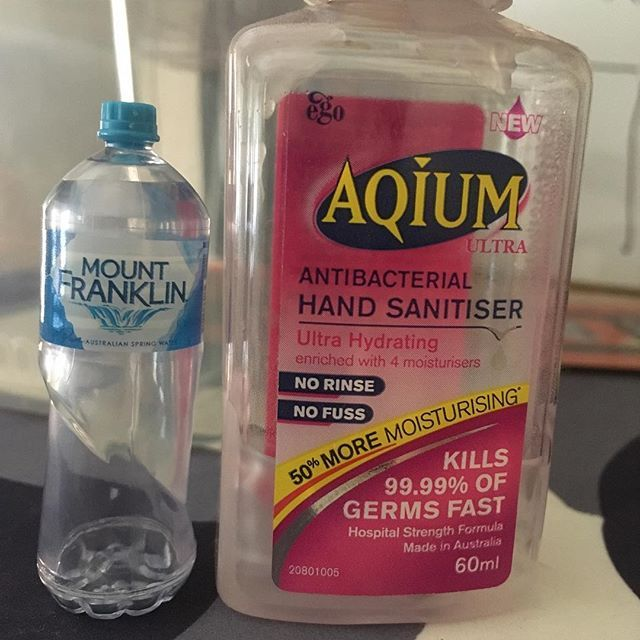 There Cant Be Too Much Hand Sanitiser Ever Hand Sanitizer