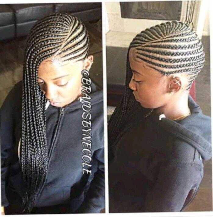 Melaninmika Afrikanische Zopfe Frisuren Naturliche Frisuren